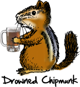 Drowned Chipmunk